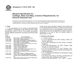 Astm A 781/A 781M – 04a pdf free download