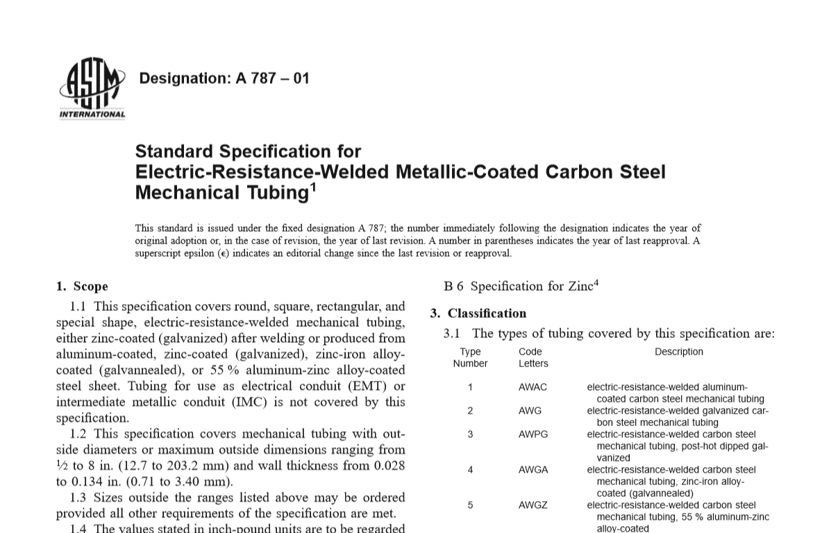 Astm A 787 – 01 pdf freee download