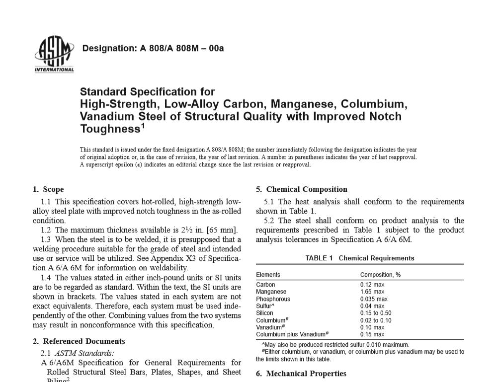 Astm A 808/A 808M – 00 pdf free download - CIVIL STANDARDS