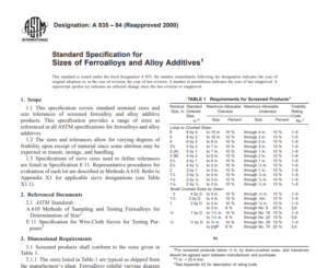 Astm A 835 – 84 (Reapproved 2000) pdf free download