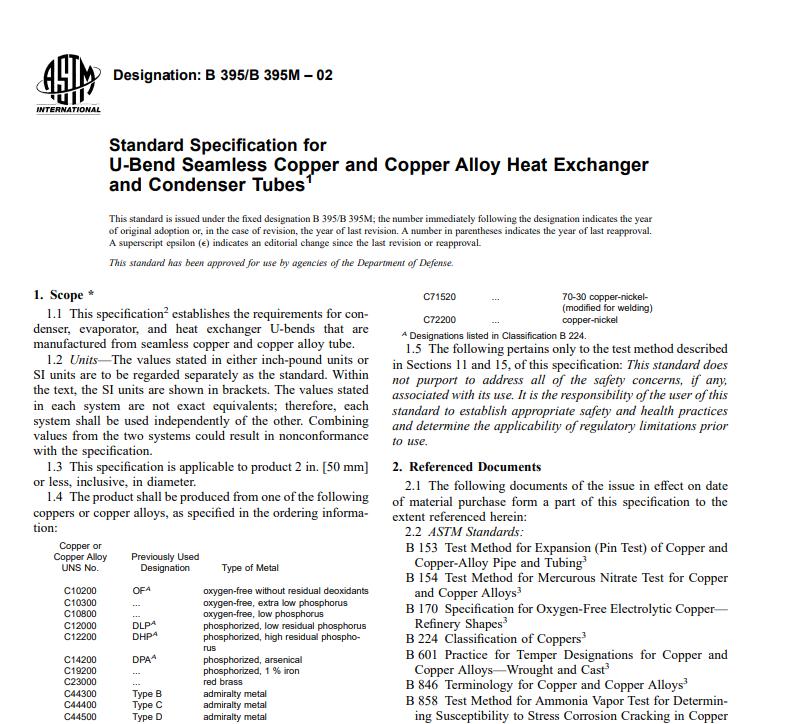 Astm B 395/B 395M – 02 pdf free download