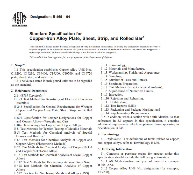 Astm B 465 – 04 pdf free download