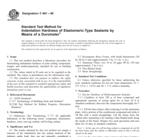 CIVIL STANDARDS - Page 372 of 401 - All Precious standards