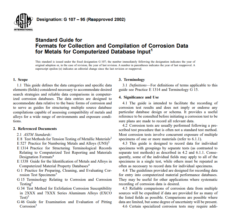 Astm G 107 – 95 (Reapproved 2002) pdf free download