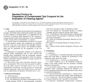 Astm G 121 – 98 pdf free download