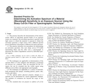 Astm G 178 – 03 pdf free download