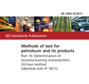 BS 2000-10 2011 pdf free download