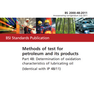 BS 2000-48:2011 pdf free download