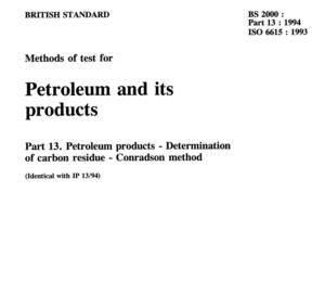 BS 2000-part 13 :1993 pdf free download