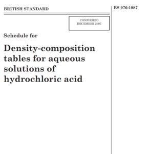 BS 976:1987 pdf free download